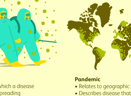 THE ORIGINS OF 'CRISIS', 'PANDEMIC', 'EPIDEMIC' AND 'OUTBREAK' IN THE SPREAD OF NOVEL CORONAVIRUS