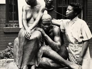 The most important black woman sculptor of the 20th century deserves more recognition Unfortunately,