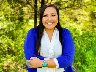Diné woman will be Kansas' youngest sitting legislator