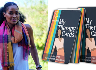 Black Female Psychologist Creates First Ever Therapy Card Deck For Women of Color