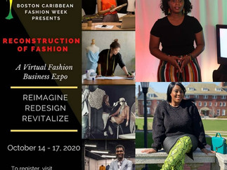 Boston Caribbean Fashion Week: Reconstruction of Fashion