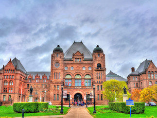Caribbean Heritage Month undecided in Ontario; support for Bill 134/Bill 139