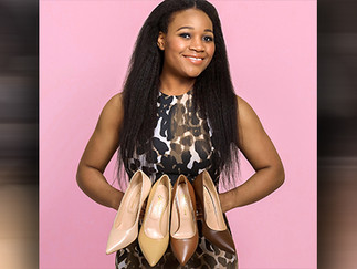Black-Owned Skintone Footwear Line Officially Launches After Successful Crowdfunding Campaign