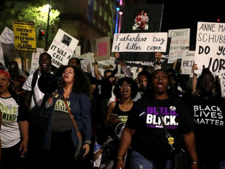 Open letter: African writers in solidarity with African Americans