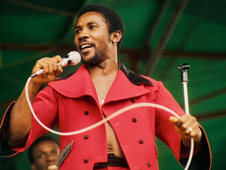 Toots Hibbert's pure, powerful voice carried reggae to the world