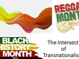 Reggae Music In Black History: The Intersect of Transnationalism