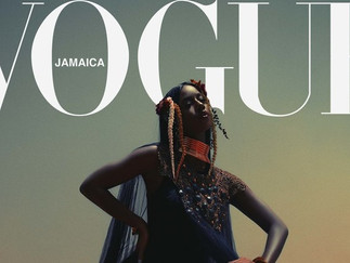 Buju Banton's Daughter Abihail Myrie Gets Vogue Feature In The #VogueChallenge