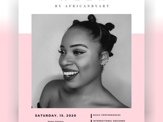 AFRICANBYART AGENCY HOSTS 3RD ANNUAL FASHION WEEK RUNWAY EVENT FOR NEW YORK FASHION WEEK 2020