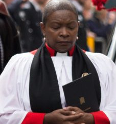 Jamaican Rose Hudson-Wilkin First Black Woman Bishop in the Church of England