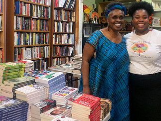 Black-Owned Bookstore Sees Sales Soar Amid Protests