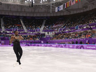 This Figure Skater Just Performed to Beyoncé at The Olympics, and The Only Thing Missing Was a Freak
