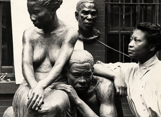 """The Sculptor Who Persisted: """"He Almost Whipped All the Art Out of Me"""""""