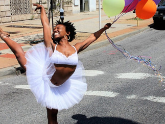 MEET THE BLACK BALLERINA AND ENTREPRENEUR HELPING PEOPLE HEAL FROM THEIR TRAUMA