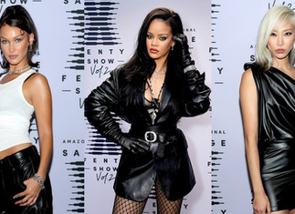 Rihanna Revived the Red Carpet at Savage x Fenty