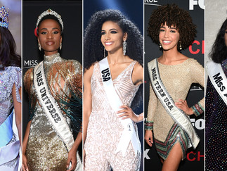 Miss USA, Miss America, Miss Teen USA, Miss Universe and now Miss World are all black women