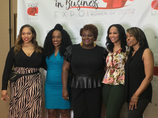 Sistahs in Business Expo Opens in Newark, NJ