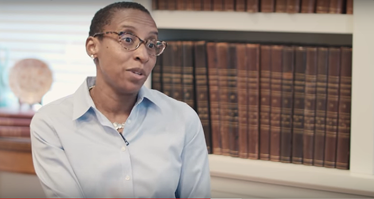 Professor Claudine Gay, who was born to Haitian immigrant parents in New York, will assume the position on Aug. 15th, Harvard President Larry Bacow announced on Monday, July 23rd