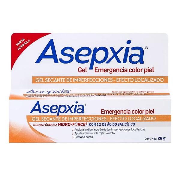 Asepxia  gel camuflaje de emergencia