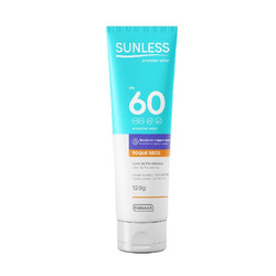 Sunless Protector Solar FPS 60 – 120G