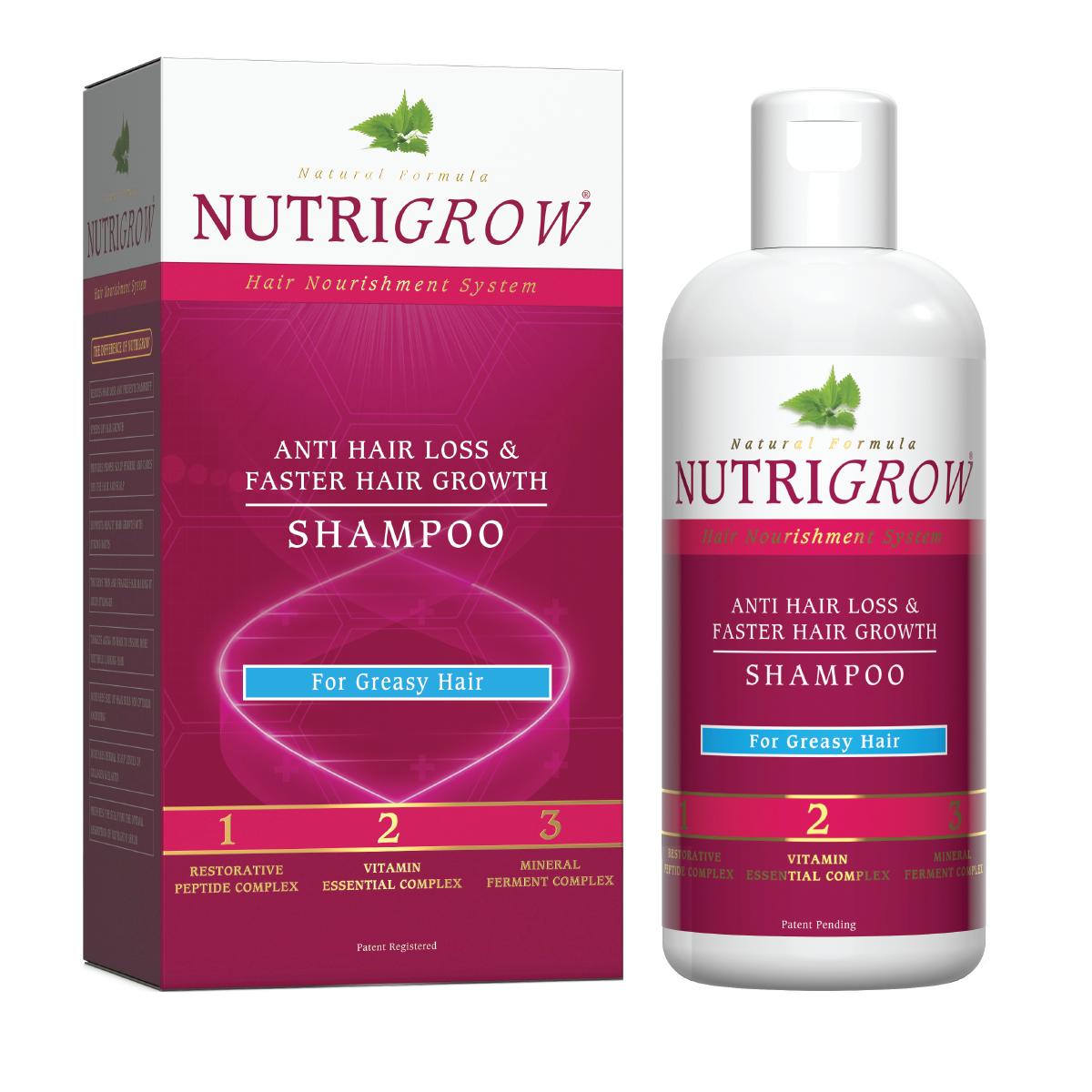 Shampoo Nutrigrow