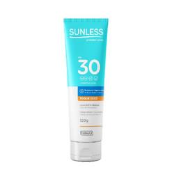 Sunless Protector Solar FPS 30- 120Gr