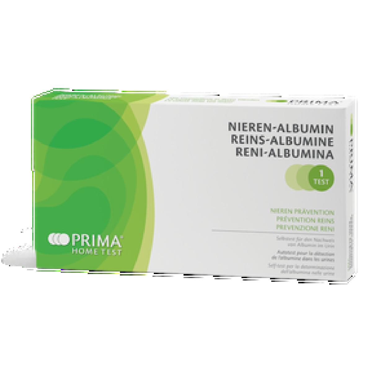 Test Albulimia