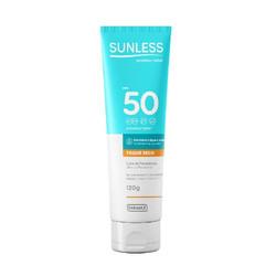 Sunless Protector Solar FPS 50 -120Gr
