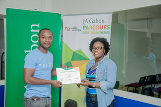 Programme Parcours d'entrepreneurs : remise de certificats