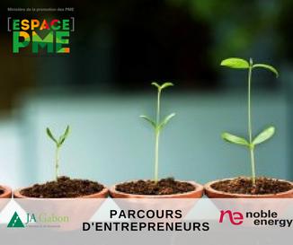 """L'Espace PME/ JA Gabon lance son nouveau programme """"Parcours d'entrepreneurs"""""""