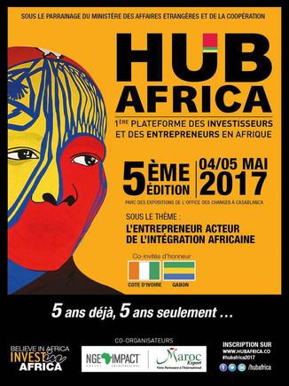 Hub Africa a organisé son pitch Gabon à l'Espace PME en collaboration avec JA Gabon