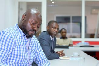 De nouveaux bénévoles rejoignent JA Gabon