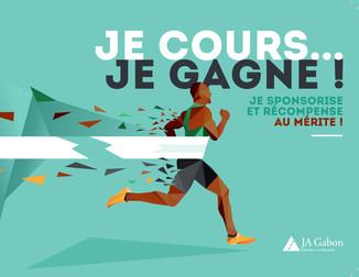 """Marathon du Gabon """"Je cours…je gagne!"""""""