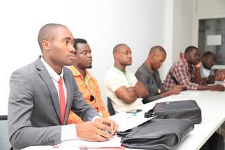 """Lancement du programme """"Parcours d'entrepreneurs"""""""