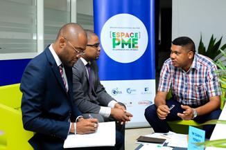 Suivez dès à présent toutes les activités de l'Espace PME sur sa page facebook.