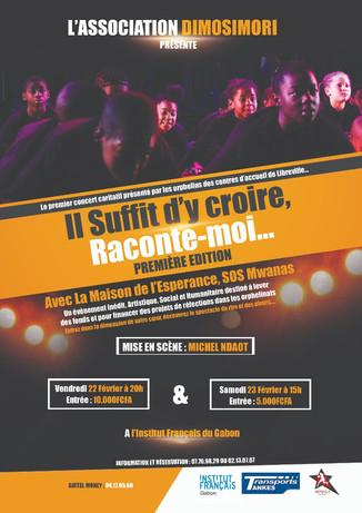 L'association Dimosimori organise un concert caritatif pour les orphelins