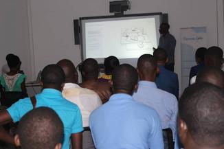 Début des activités de la GEW à l'Espace PME