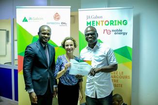 Clôture du programme Mentoring à Libreville