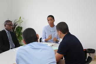Le cabinet Ellipsis a fêté son 3ème anniversaire à l'Espace PME