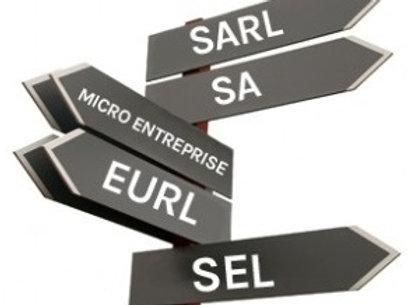 Entrepreneurs: trouvez votre statut juridique
