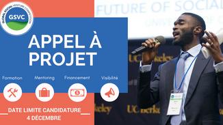 Appel à projet pour le concours de la Global Social Venture competition