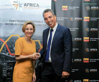 Signature de convention: UGB Gabon renouvelle son soutien aux entrepreneurs gabonais.