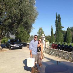Vineyard French Riviera tour