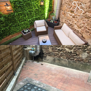 small renovation projects French Riviera