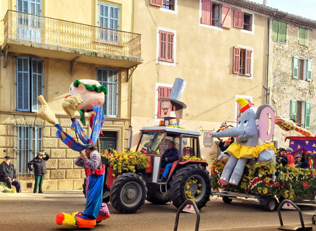 Best of the Winter - Mimosa Festivals - French Riviera