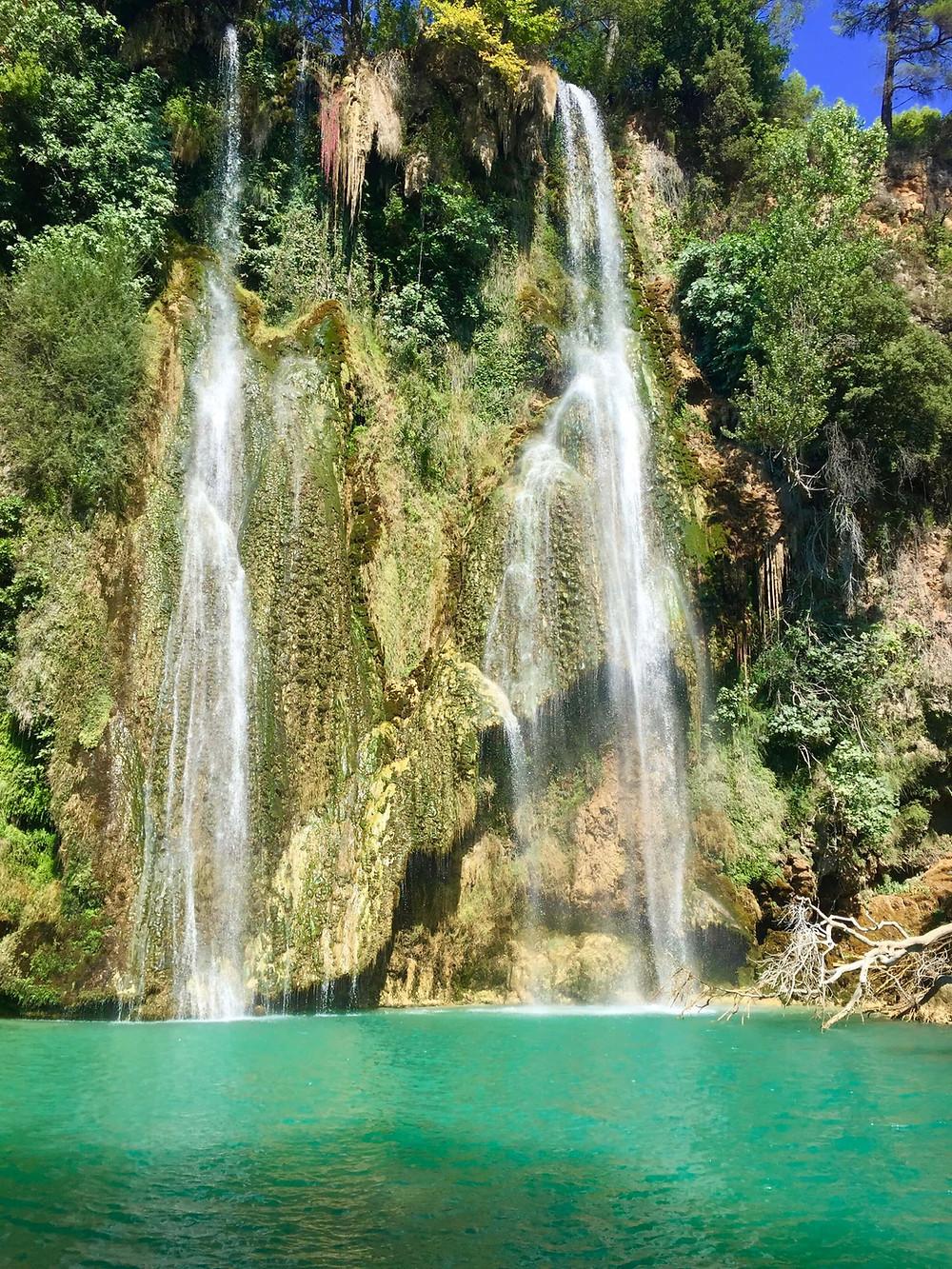 waterfall French Riviera Sillans la Cascade