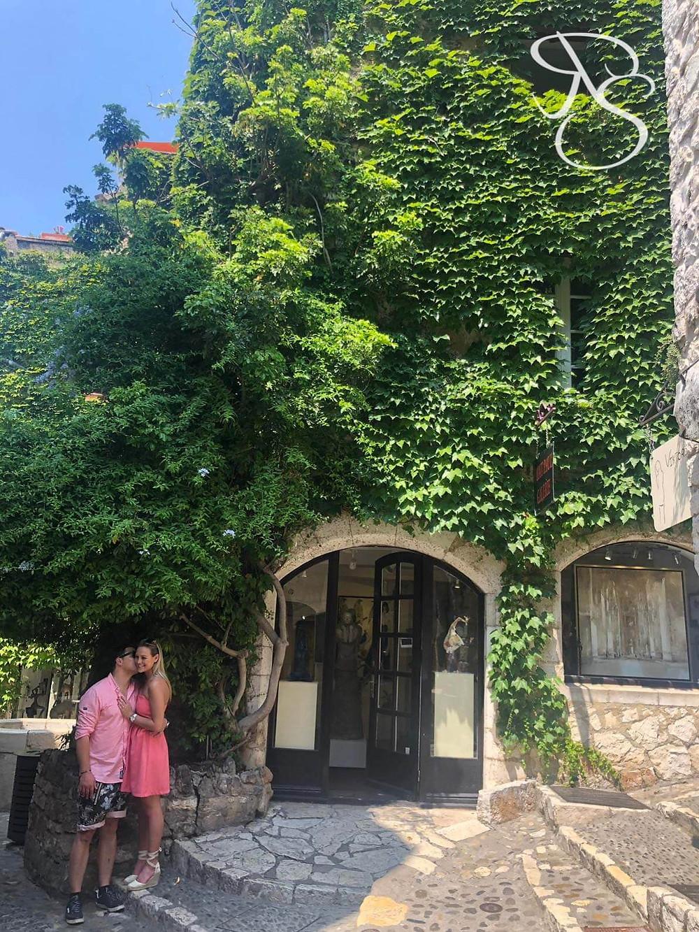 Romantic Proposal, exclusive private tours with Riviera Secrets