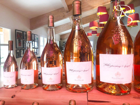 Taste the most expensive Rosé in the World