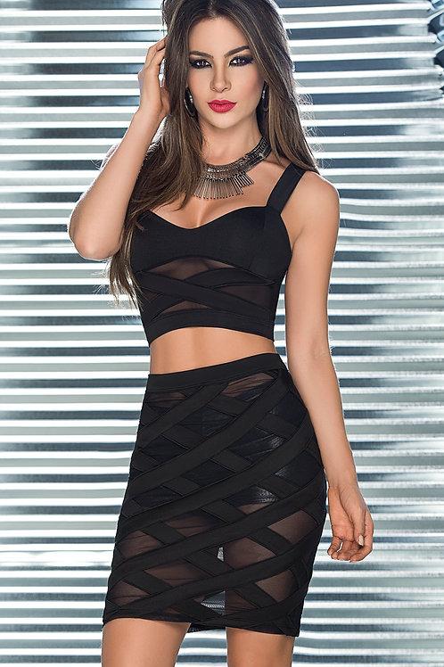 Three Piece Skirt