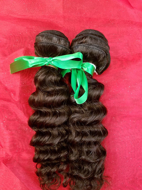 Indian Remy Deep wave Hair