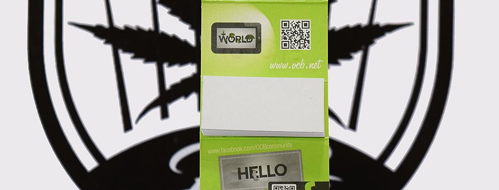 OCB Rolls + Filter Premium Slim